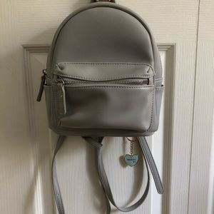 Tiny back pack purse